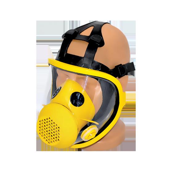 Панорамная маска при