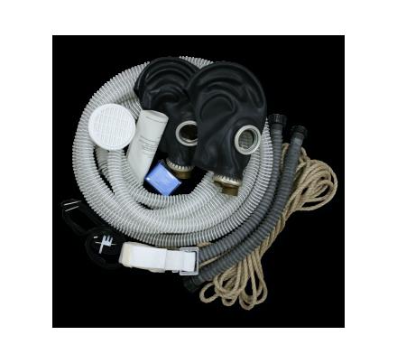 Противогаз шланговый БРИЗ-0301 (ПШ-1С)