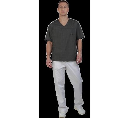 Блуза мужская Меланж