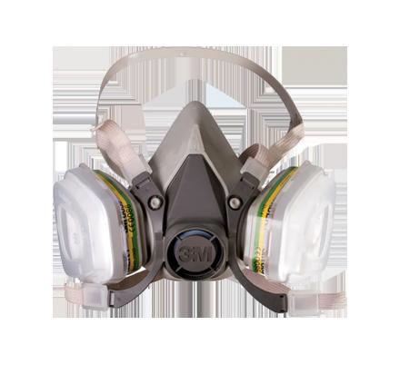 Полумаска серии 3М™ 6000