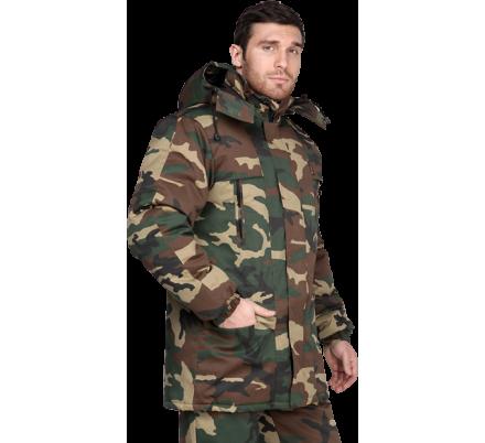 Куртка ТУРИСТ утеплённая