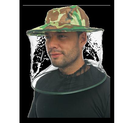 Шляпа с накомарником