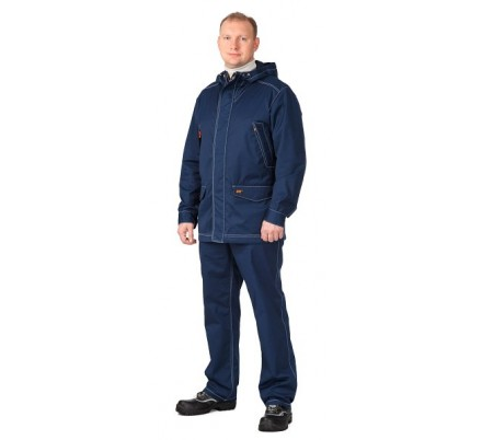 Куртка мужская «Климат контроль»
