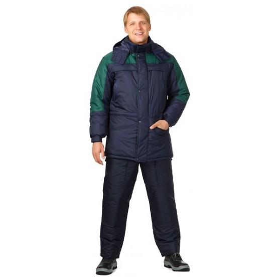 Куртка мужская зимняя «Буран»