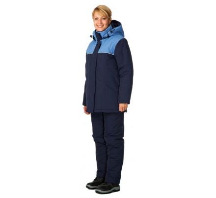 Куртка женская зимняя «Ладога»