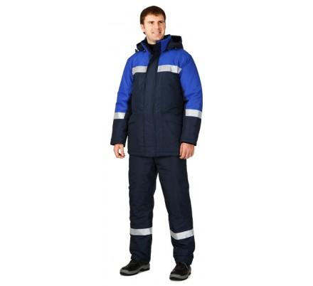 Куртка мужская зимняя «Байкал» (2 класс защиты)
