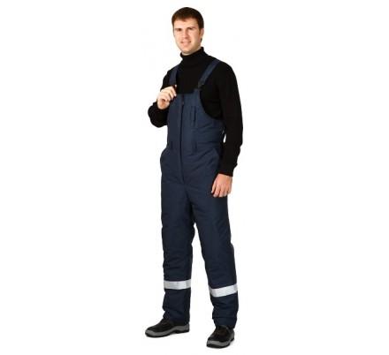 Полукомбинезон мужской зимний «Байкал» (2 класс защиты)