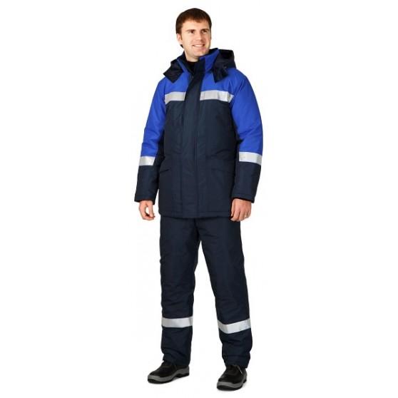 Куртка мужская зимняя «Байкал-2» (3 класс защиты)
