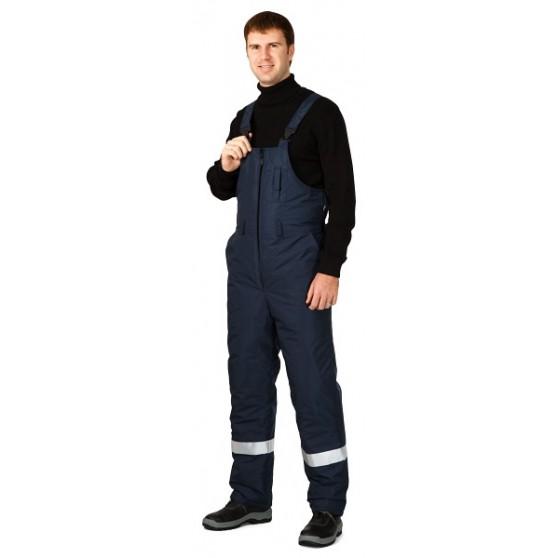 Полукомбинезон мужской зимний «Байкал-2» (4 класс защиты)