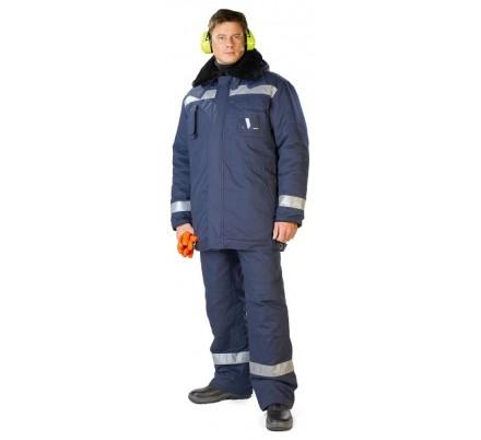 Куртка мужская зимняя «Юпитер» (ТА-04)