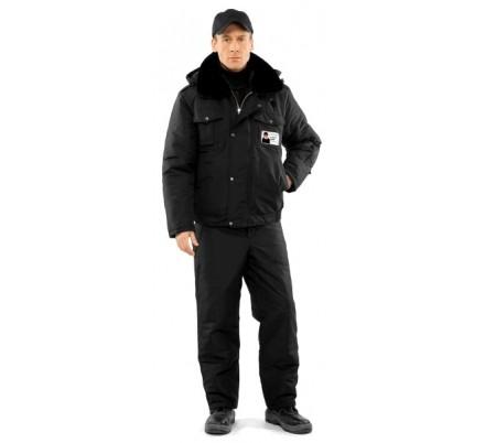 Куртка мужская зимняя «Секьюрити»