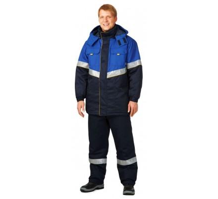 Куртка мужская зимняя «Тройка-Лидер»