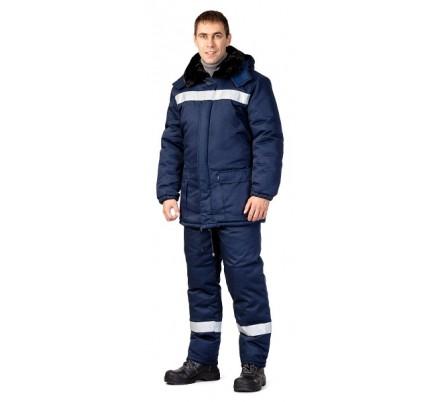 Куртка мужская зимняя «Зима»