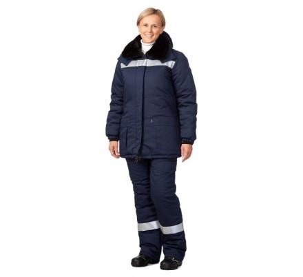Куртка женская зимняя «Зима»