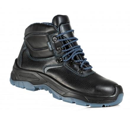 Ботинки женские кожаные Техногард-2® утепленные