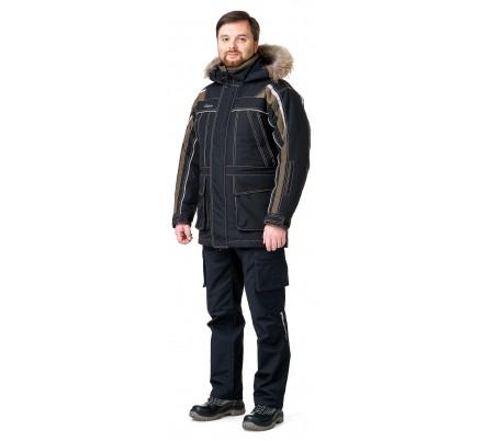 Куртка мужская зимняя «Сибирь-2»