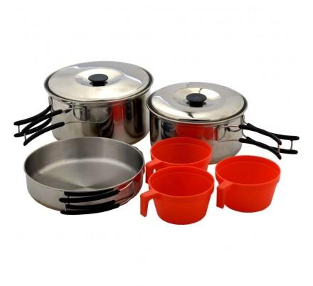 Набор посуды «S004» на 3 персоны